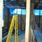 Interior View Framing Restoration & Repair