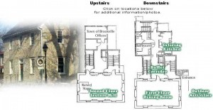 Brookeville Academy Floor Plans